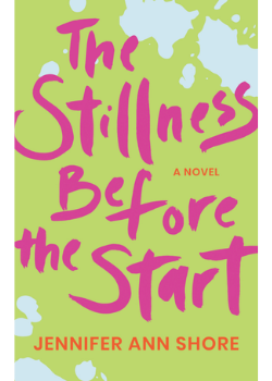 The Stillness Before the Start cover small