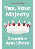 Yes Your Majesty cover small